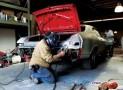 Кузовной ремонт и покраска автомобиля